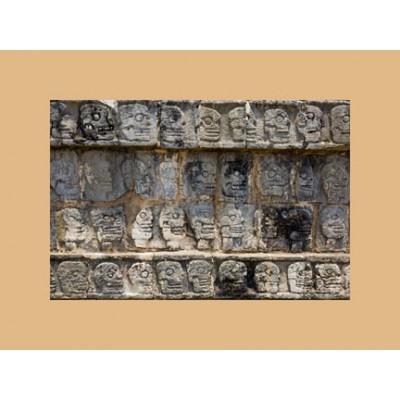 Chichén Itzá, Yucatán, Mexique - François-Régis Fournier