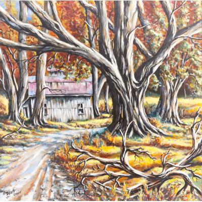 La cabane - Denis Guyon