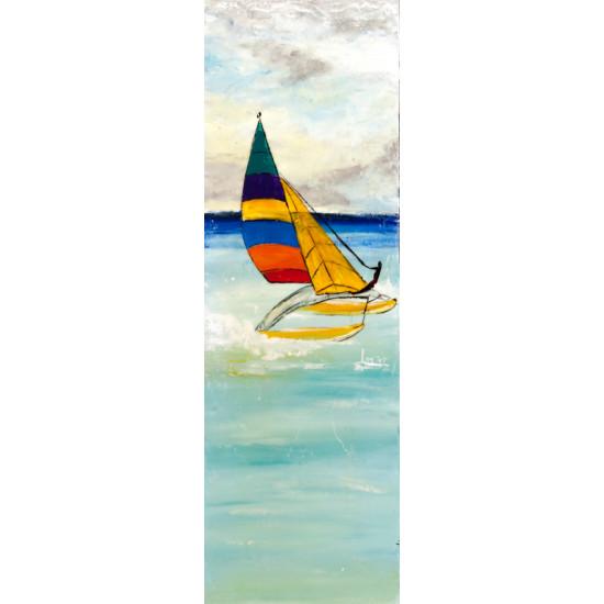 Catamaran - Evelyn Losier