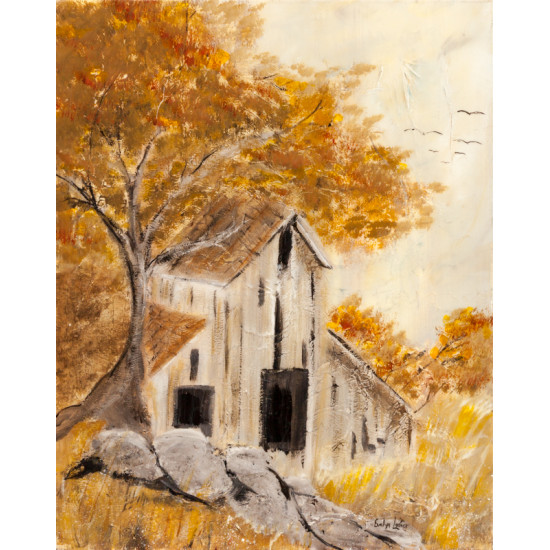 Le cabanon - Evelyn Losier