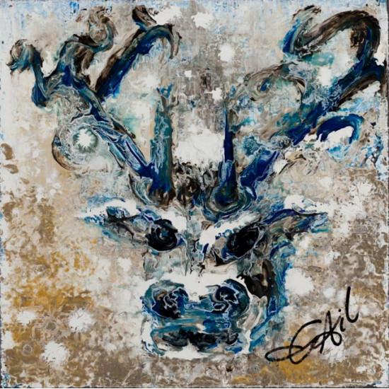 Highland et les balles de neige - Geneviève Allaire (Gail)
