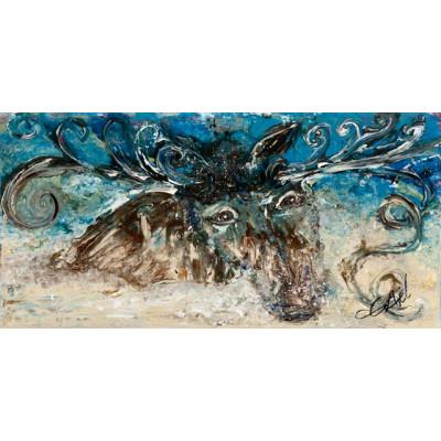 Blue Moose - Geneviève Allaire (Gail)