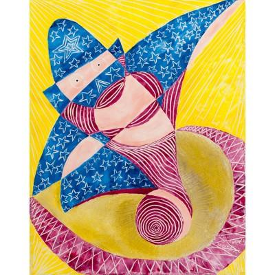 En équilibre - Michel Leblond