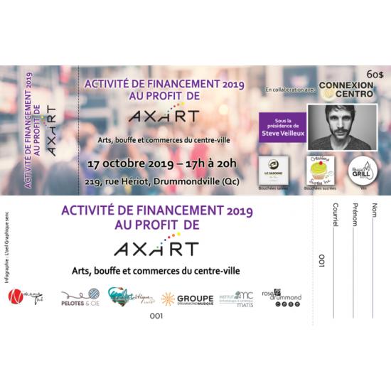 BILLETS ACTIVITÉ DE FINANCEMENT 2019
